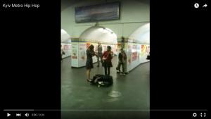Kyiv Metro Hip Hop