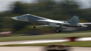 Russian answer to F-35