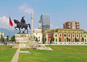 Be A New Kid 'On The Block' In Tirana