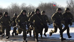 Russia Holds Huge Snap Exercise On Ukraine Border