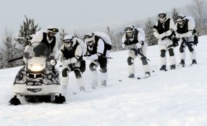 Training Russia's Arctic Motor Rifle Brigade With Mother Nature's Equipment