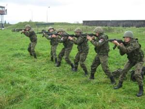 Polish Militias Form Against Perceived Russian Threat