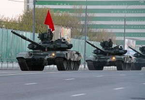 Russia to build Russia T-90 tanks