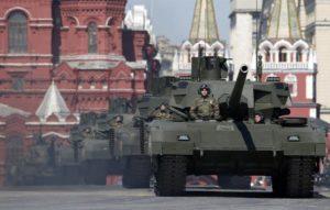 Russian armor Crimea