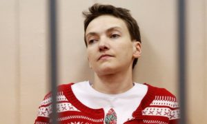 Savchenko released