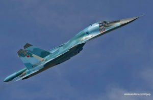 Moscow Grounds SU-27s until cause of crash uncovered