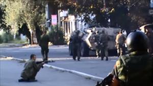 "Attempted Assassination of ""Motorola"" Rebel Leader In Donetsk"
