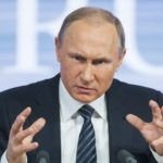 Putin warns Americans, you're being distratcted