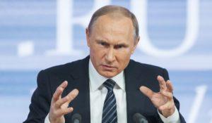 Something Happened In Crimea, Putin's Response, Is It War?