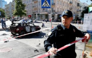 Well Known Journalist Killed By Car Bomb In Kyiv