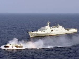Russia China South China Sea