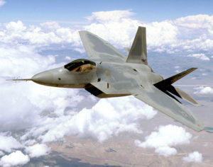 F-22 Syria Joint Operations with Russia