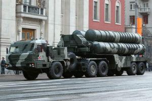 Russian S-400 to Crimea