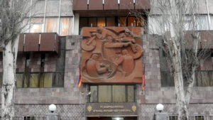Armed Group Seizes Police Headquarters In Armenian Capital, 1 Dead