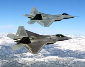 USAF F-22