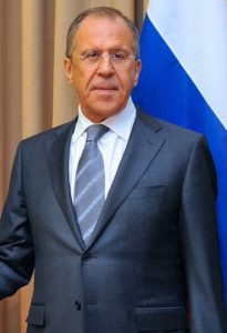 Lavrov: No one knows who got US ManPads Libya