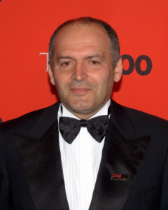 Clinton Foundation Largest Donor Pinchuk