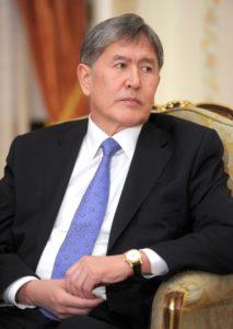 Kyrgyzstan President