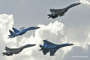 Iran Gives Russia A Blank Check With Hamedan Airbase