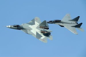 Russia closing fighter technology gap