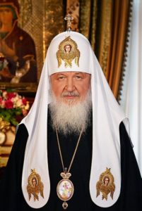 Patriarch Kirill to be received by Queen Elizabeth to discuss Christians of the world