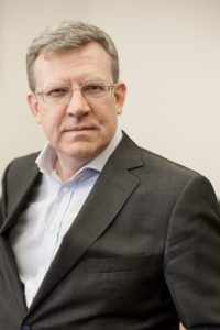 Kudrin says Russia must settle political differences with West for economic growth