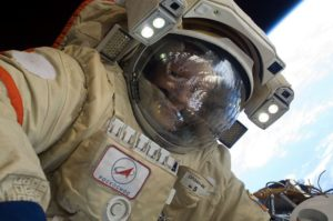 Russian cosmonaut says Russia will be first on mars