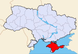 Ukraine restricts airspace around Crimea