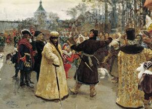 oligarch wants to return tsar