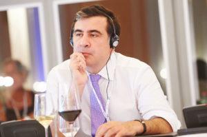 How Saakashvili encouraged his party to split