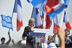 Crimea Officially Invites Le Pen