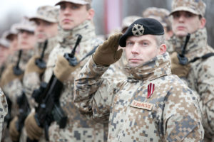 Baltics Say Increased Defenses Will Deter Russia