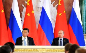 Moscow Welcomes China's Missiles Near Russian Border