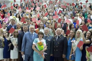 Putin asks Russian students to make Russia great again