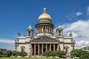 St. Petersburg To Remain Owner Of St. Isaac's Cathedral