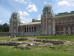 Catherine The Great Wanted A Cottage In The Country - I Give You Tsaritsyno