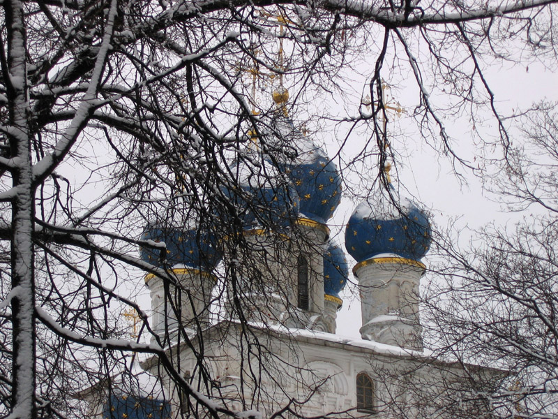 Moscow Temps To Break -30 Degrees Centigrade On Orthodox Christmas