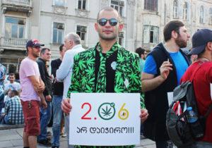 Georgia Decriminalizes Cannabis Possession
