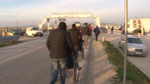 Fracking Earthquake Swarms Force Residents To March On Tirana