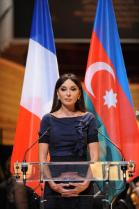 Azerbaijan's President Places Wife As Vice President