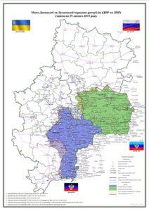 Putin Signs Order To Recognize Breakaway East Ukrainian Documents