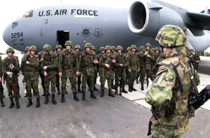 NATO Refuses To Withdraw Troops from Kosovo