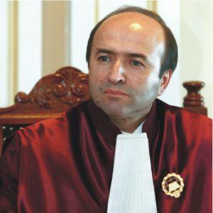 Tudorel Toader new Romanian justice minister