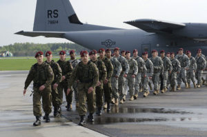 US assures Poland of US pr