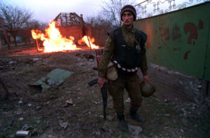 Great Reportage Of Chechen Soldiers In Syria