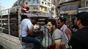 Russia vetoes UN resolution on Syria for chemical weapons attacks