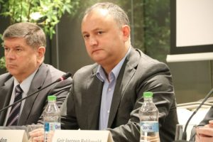 Moldovan president warns NATO