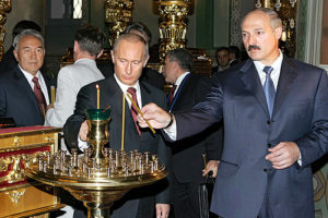 Belarus holds key to Russian invasion of Europe says wargam