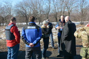 US condemns threats to OSCE monitors in Donbass