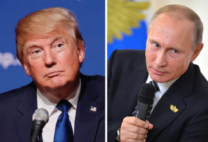 Putin Trump Similarities